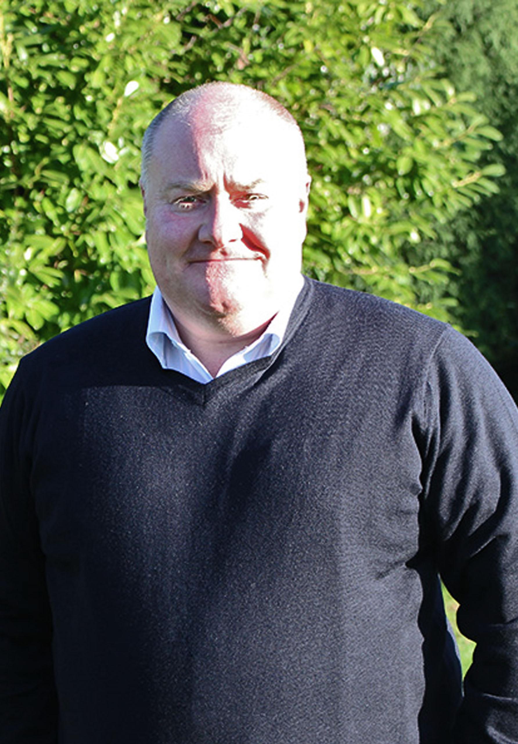 Kevin Docherty
