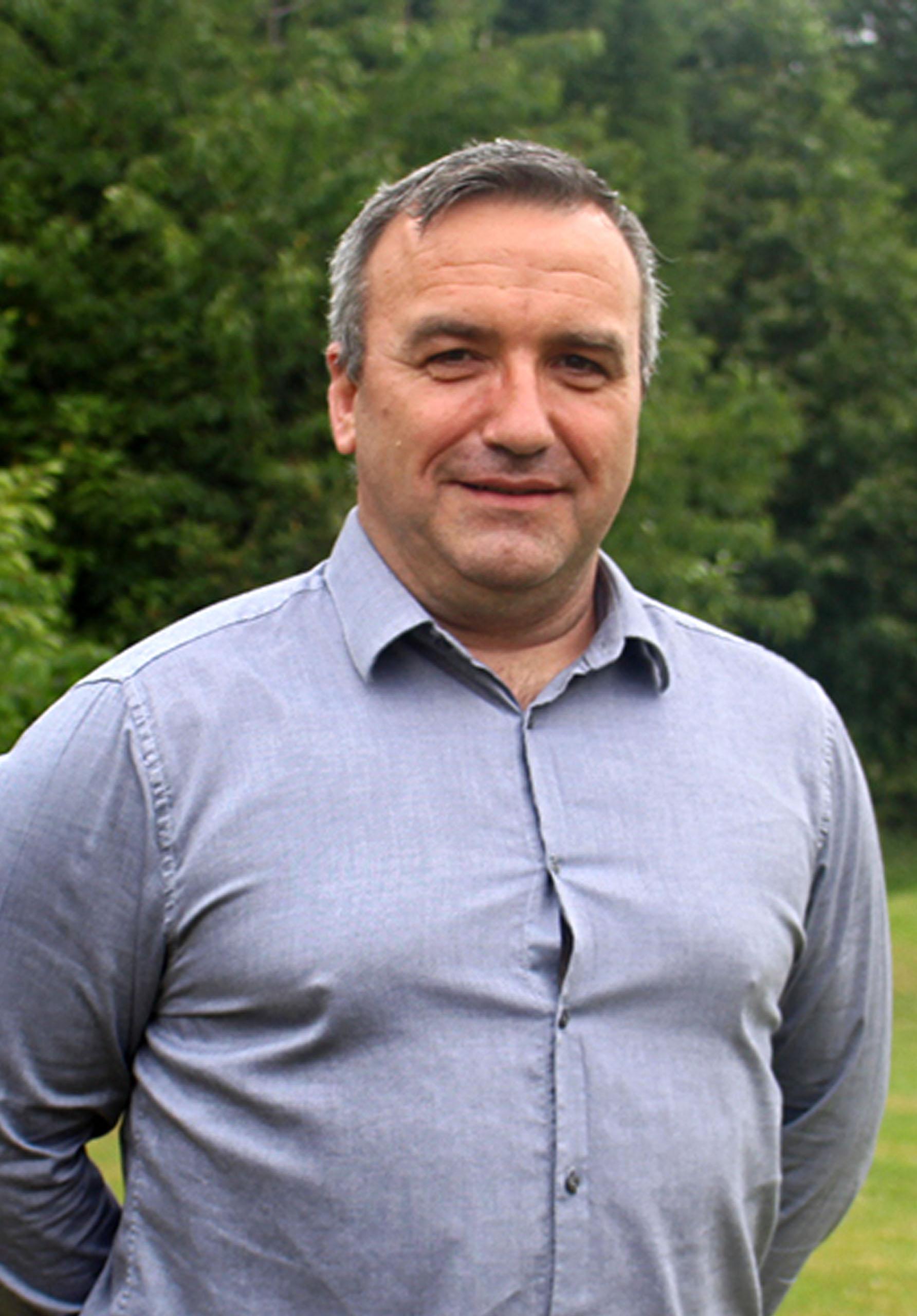 Darren Rossiter