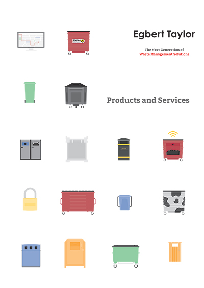 International Products and Services Brochure – Egbert Taylor International