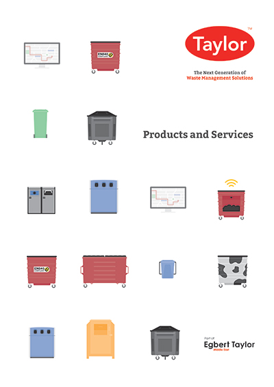 Products and Services Brochure - Egbert Taylor Middle East