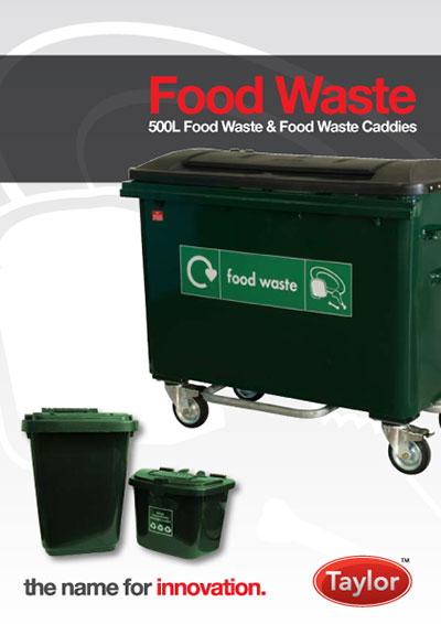 Food Waste Brochure